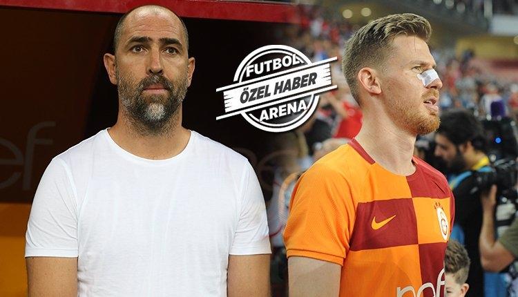 Galatasaray'da Tudor neşteri vuruyor! Defans hattı değişti