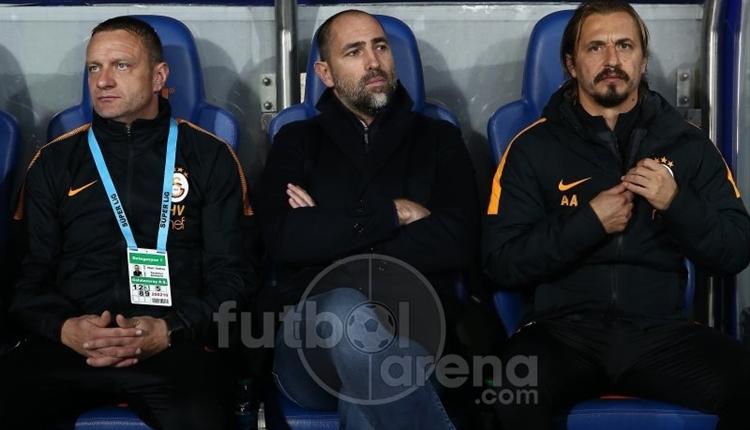 Galatasaray'da Tudor'un büyük kabusu