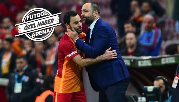 Galatasaray'da Tudor'un Selçuk İnan kararı