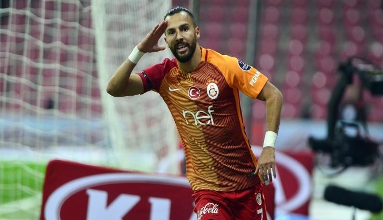 Galatasaray'da Yasin Öztekin formayı unuttu