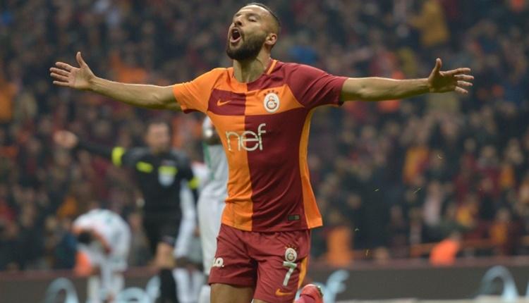 Galatasaray'da Yasin Öztekin: