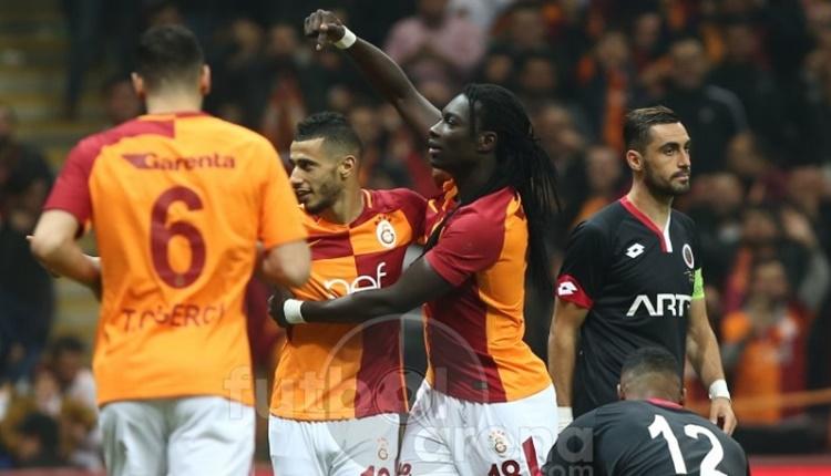 Galatasaray'da Younes Belhanda: