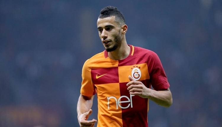 Galatasaray'da Younes Belhanda göz dolduruyor