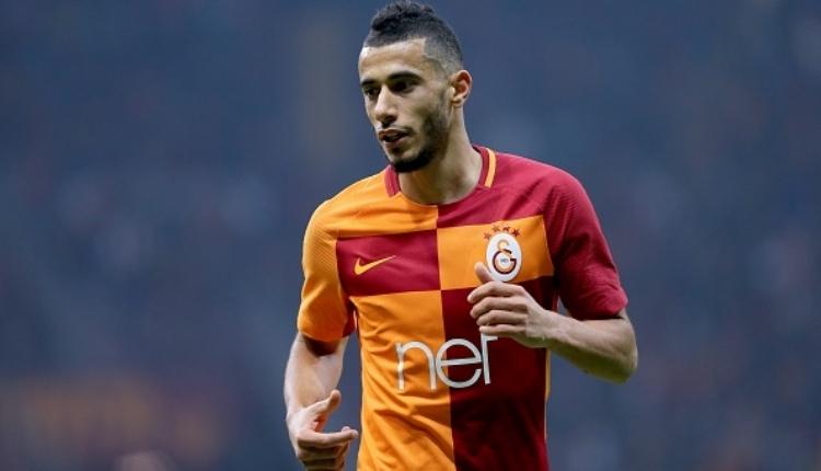 Galatasaray'da Younes Belhanda'ya 100 bin Euro'luk ödül