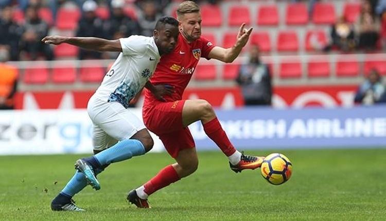 Galatasaray'dan sol beke Atila Turan transferi operasyonu