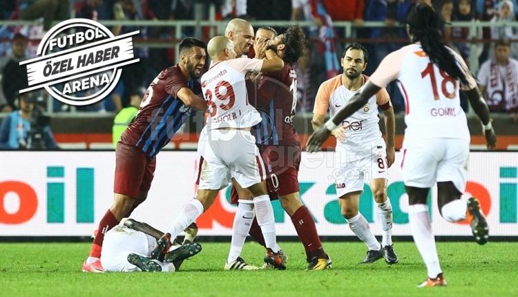 Galatasaray'dan TFF'ye Feghouli itirazı
