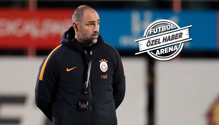 Galatasaray'ın Alanyaspor maçı 11'i belli oldu