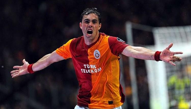 Galatasaray'ın eski futbolcusu Elmander'in şok görüntüsü