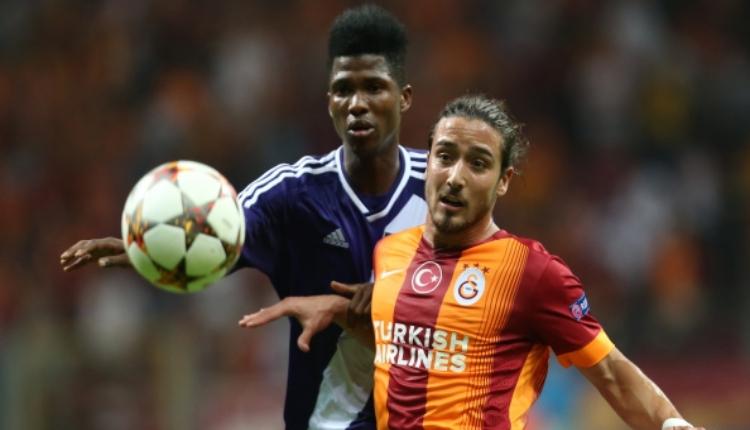 Galatasaray'ın sırtındaki külfet Tarık Çamdal