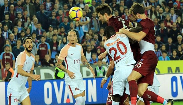 Galatasaray'ın Süper Lig'deki duran top hastalığı