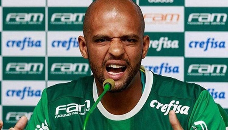 Galatasaraylı eski futbolcu Felipe Melo: