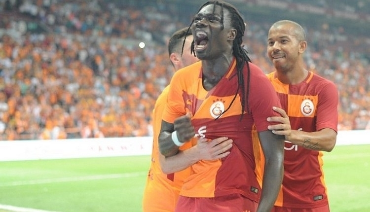 Galatasaraylı Gomis'ten alkışlanan hareket