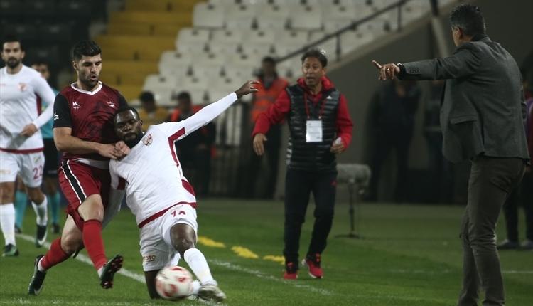 Gaziantepspor 0-3 Boluspor maç özeti ve golleri