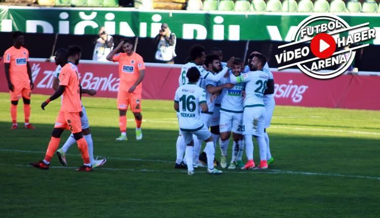 Alanyaspor Beşiktaş özeti Ve Golleri İzle: Giresunspor 4-2 Alanyaspor Maçı özeti Ve Golleri (İZLE