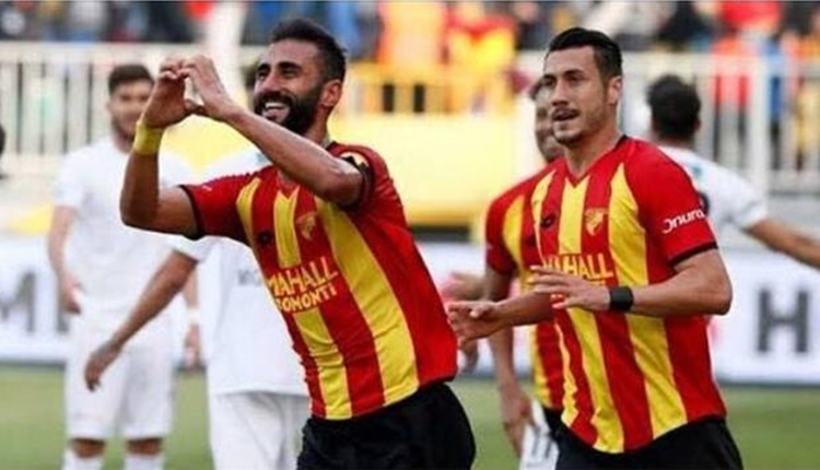 Göztepe, Akhisarspor maçı sonrası yüzler gülüyor