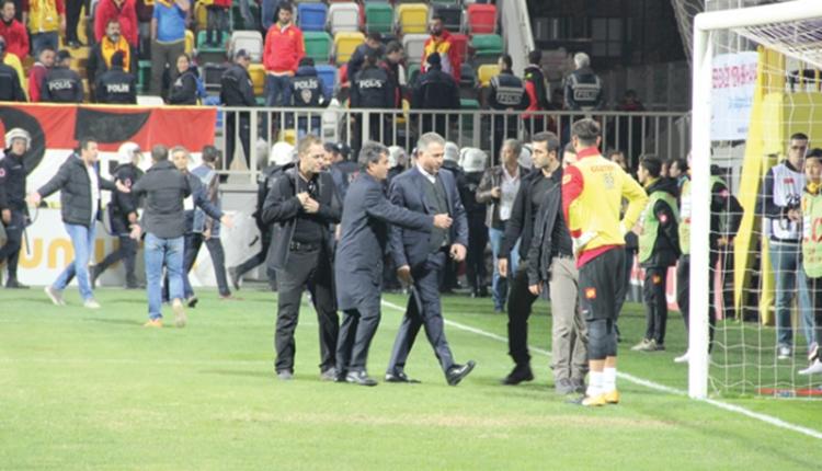 Göztepe - Beşiktaş maçı öncesi 19 gözaltı