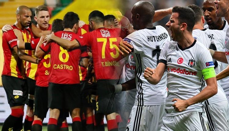Göztepe - Beşiktaş maçı öncesi son gelişmeler