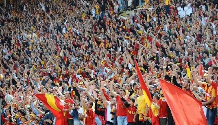 Göztepe, Beşiktaş maçına yoğun ilgi, biletler 5 dakikada bitti