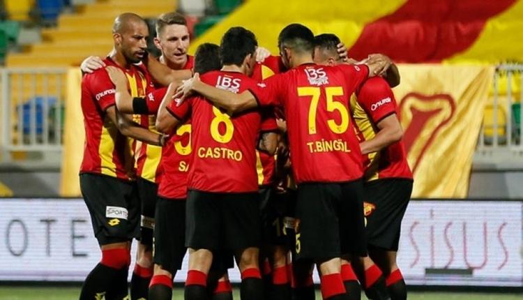 Göztepe, Bursaspor maçı öncesinde stopersiz kaldı