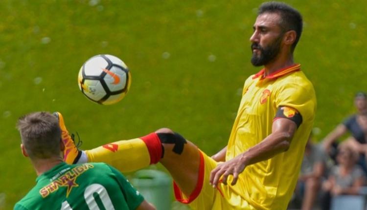Göztepe'de Selçuk Şahin, 350. maçına çıkıyor