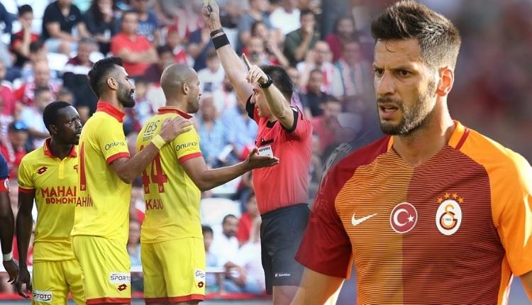 Göztepe'den Galatasaraylı Hakan Balta transferi kararı