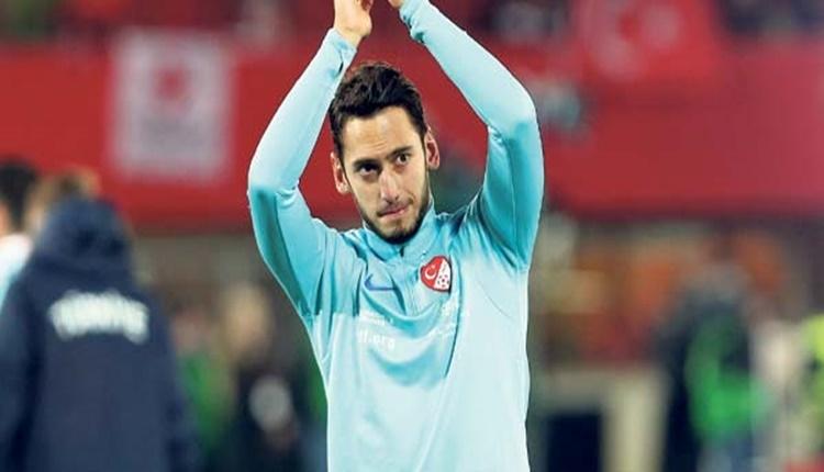 Hakan Çalhanoğlu: 'Milan'a alışmak kolay değildi