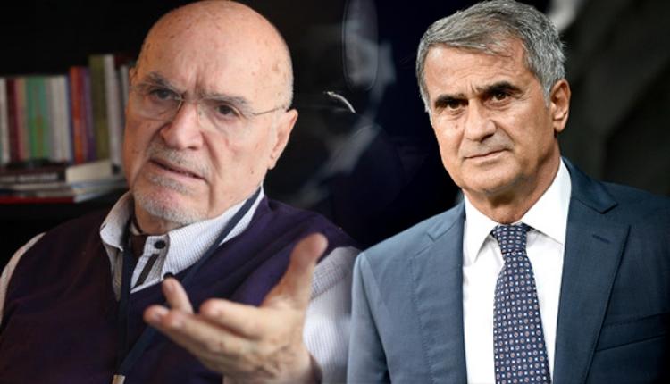 Hıncal Uluç'tan Beşiktaşlı Şenol Güneş'e flaş sözler ''Hoca değil''
