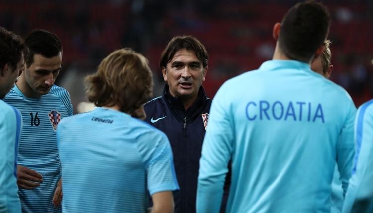 Hırvatistan'ın 2018 Dünya Kupası'ndaki teknik direktörü açıklandı