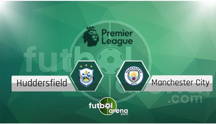 Huddersfield - Manchester City saat kaçta, hangi kanalda? (İddaa Canlı Skor)