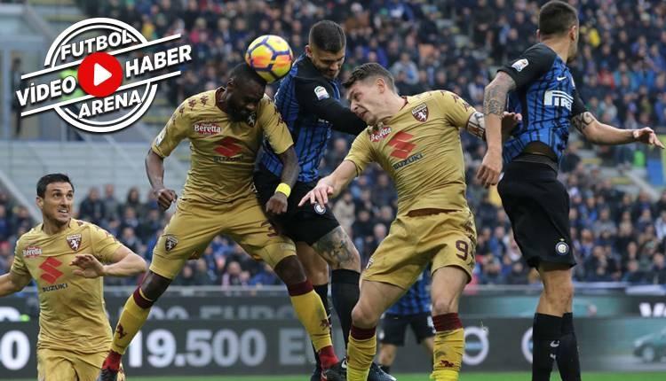 İnter 1-1 Torino maçı özeti ve golleri (İZLE)