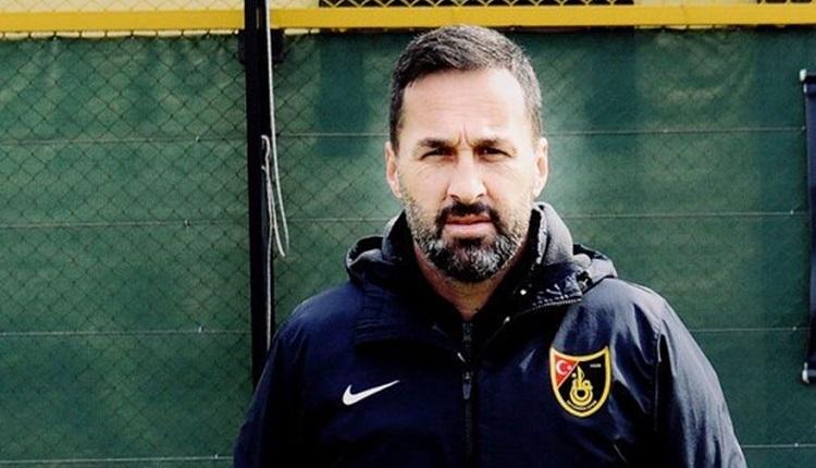 İstanbulspor Teknik Direktörü Yalçın Koşukavak: