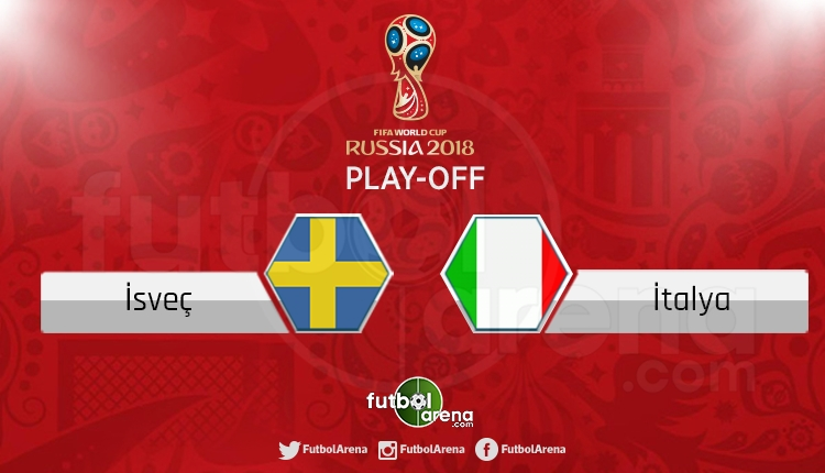 İsveç İtalya canlı skor, maç sonucu - Maç hangi kanalda?
