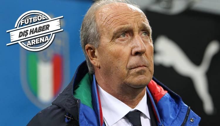 İtalya'da Giampiero Ventura istifaya direniyor