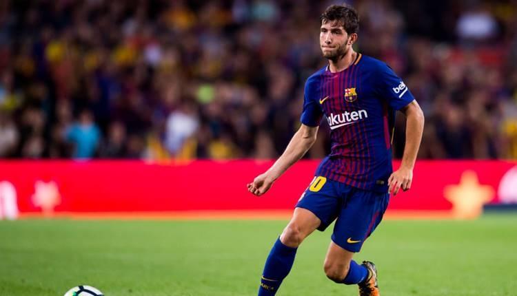 Juventus, Barcelona'nın genç yıldızı Sergi Roberto'nun peşinde
