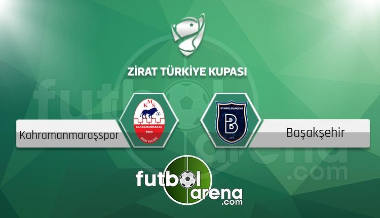 Kahramanmaraşspor - Medipol Başakşehir saat kaçta, hangi kanalda? (İddaa Canlı Skor)
