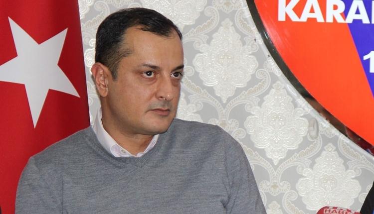 Karabükspor'da Hakan Yılmaz'dan başkan adaylığı açıklaması