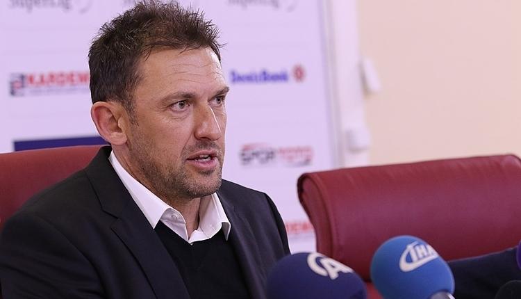 Karabükspor'da Popovic mağlubiyetin nedenini açıkladı