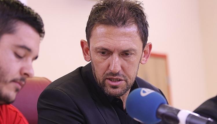 Karabükspor'da Popovic'ten hakemlere tepki! '4 penaltımız verilmedi'