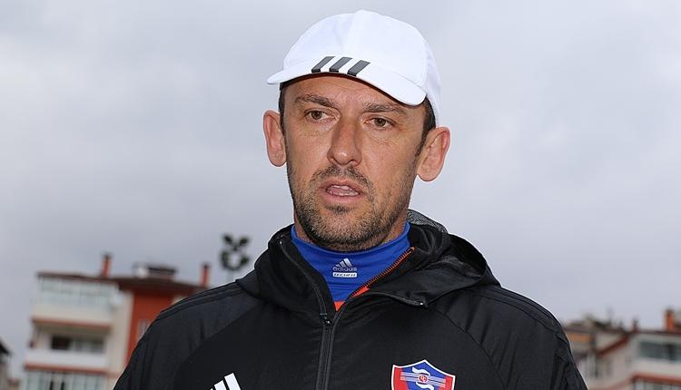 Karabükspor'da Popovic'ten iddialı sözler! 'Galibiyet serisi...'