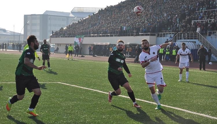 Kars 36 Spor 1-2 Gençlerbirliği maç özeti ve golleri (İZLE)