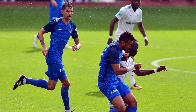 Kasımpaşa 2 - 2 Bursaspor maçı özeti ve golleri (İZLE)