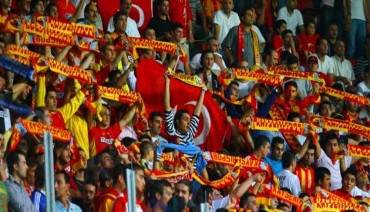 Kayserispor - Trabzonspor maçı bilet fiyatları belli oldu