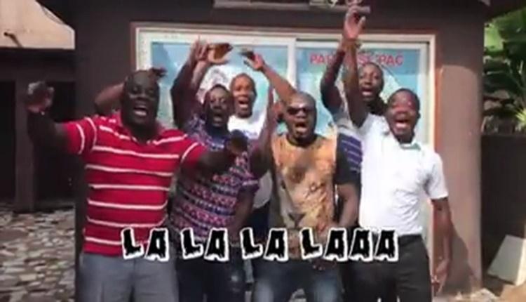 Kayserispor'da Gyan Asamoah'ın attığı golde Gana'da büyük sevinç