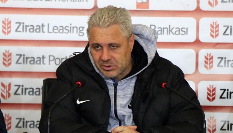 Kayserispor'da Marius Sumudica galibiyeti beğenmedi! 'En kötü maçımız'