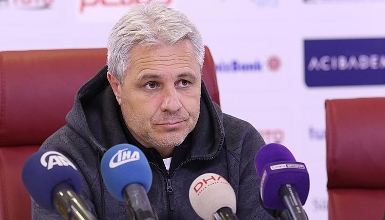 Kayserispor'da Marius Sumudica'nın ilk 6 iddiası