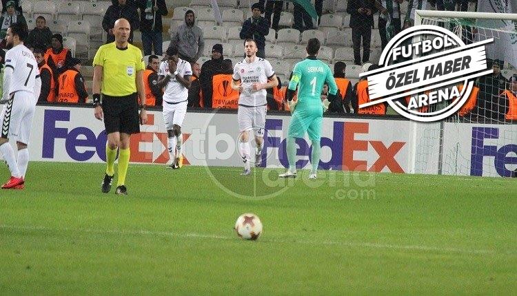 Konyaspor - Marsilya maçında kendi kalesine gol atan Moke o anı FutbolArena'ya anlattı