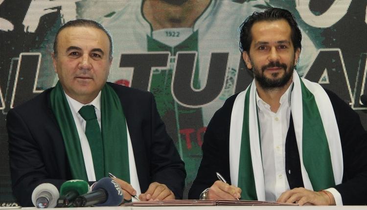 Konyaspor'da Ali Turan: ''Yaş ilerledikçe daha çok..''