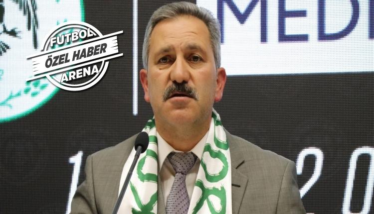 Konyaspor'da Fatih Yılmaz: ''Tüm Türkiye için oynayacağız''