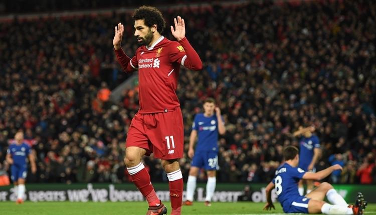Liverpool 1-1 Chelsea maç özeti ve golleri (İZLE)
