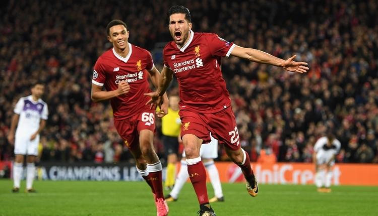 Liverpool 3-0 Maribor maç özeti ve golleri (İZLE)